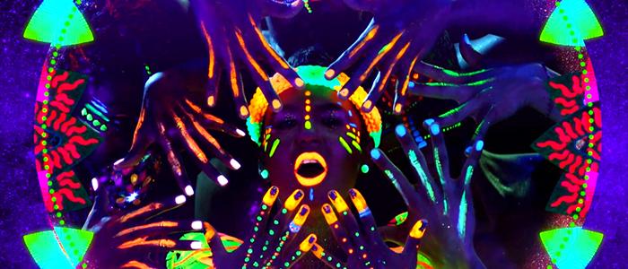 Llegó el carnaval galáctico de Bomba Estéreo