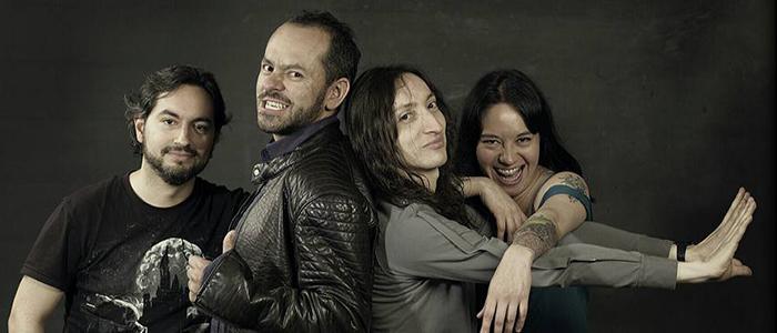 Patricio Stiglich Project estrena Rojo Bogotá