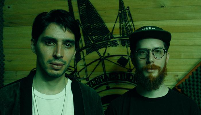 Sesión de música rebelde en video: Los Waldners