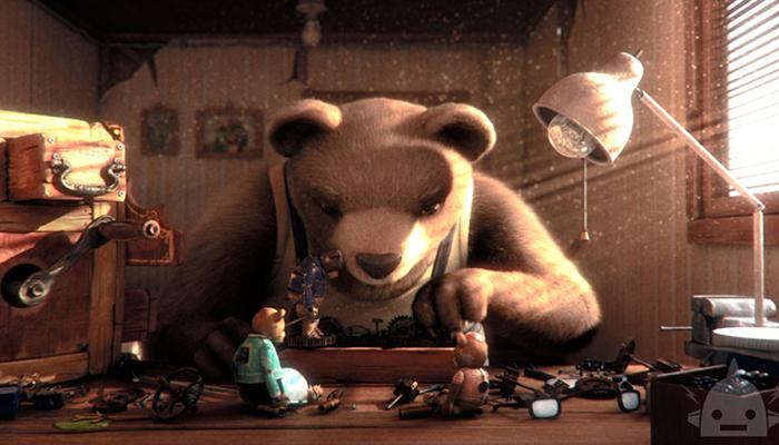 Un oso chileno se gana el Oscar (y nosotros nos alegramos)