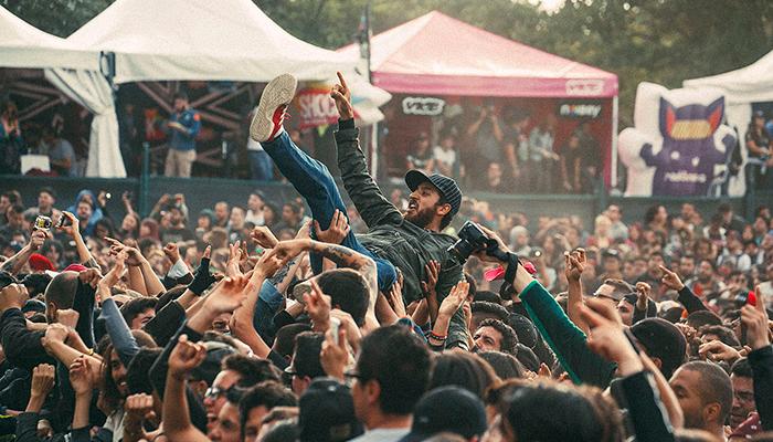 Rock al Parque: El público, el puto amo