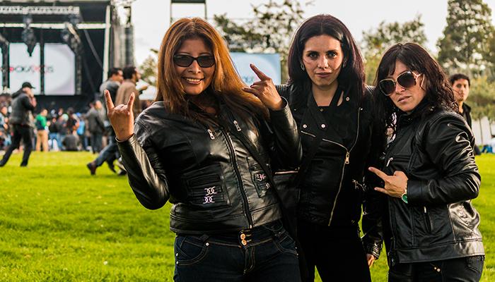 Rock al Parque: Las fotos de Simona Malaika Día Uno.