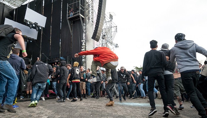 Rock al Parque: Lo que trinaron acerca del festival (1ra Parte)