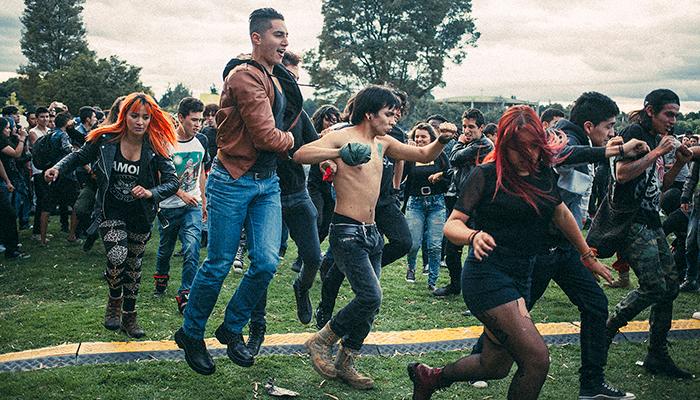 Rock al Parque: Lo que trinaron acerca del festival (2da Parte)
