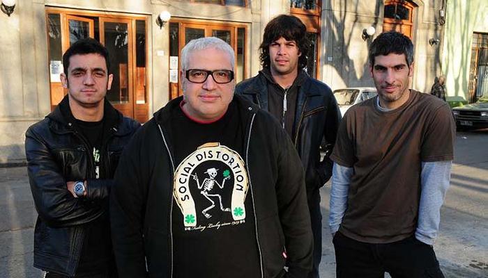 Trotsky Vengarán: El punk sigue vivo