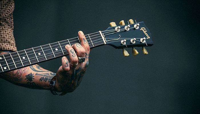 Rock al Parque 2017: Especial Guitarras y Bajos por Oscar Perfer