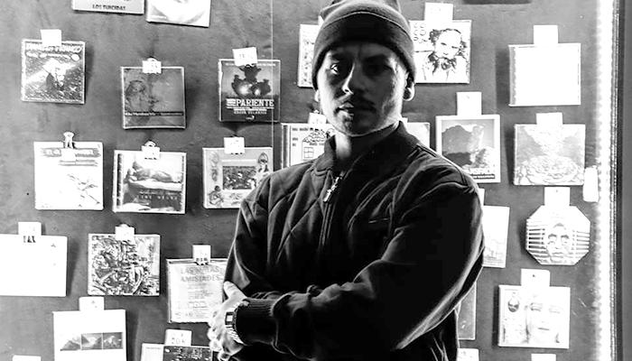 Tsh Sudaca: Métase en la película