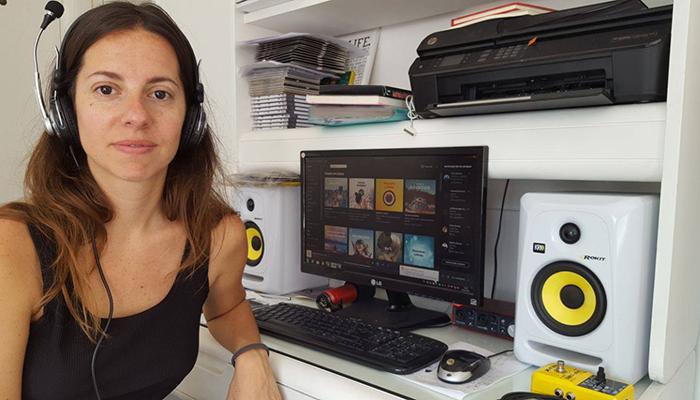 Set Latino: Cata Raybaud