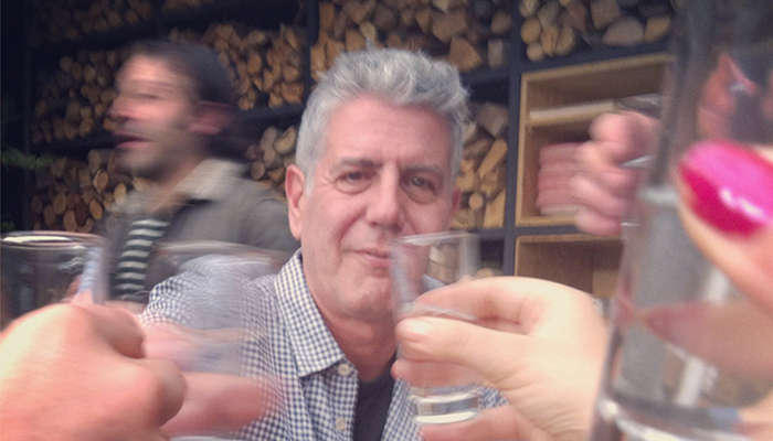 Anthony Bourdain Q.e.p.d.