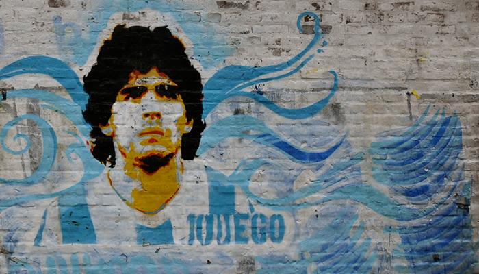 Maradona: Nuestro D10S imperfecto