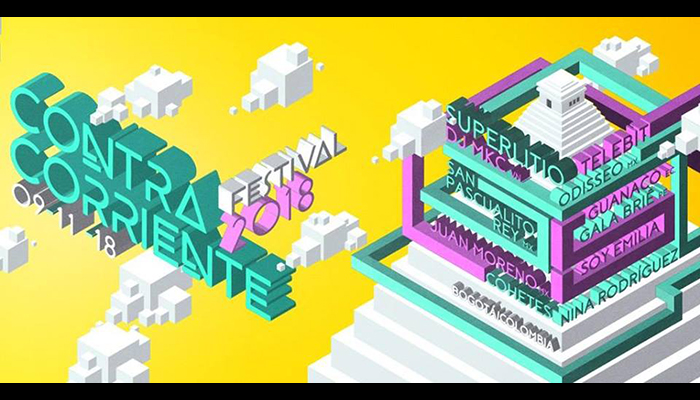 Bogotá, Ciudad de Festivales: Contracorriente 2018