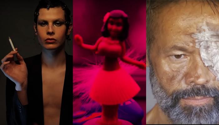 Videos latinos de hoy: La Playa/Blue Velvet/Gabo Ferro & Sergio Ch