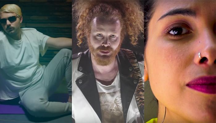Videos latinos de hoy: Gio/Helado Infinito/Tappan
