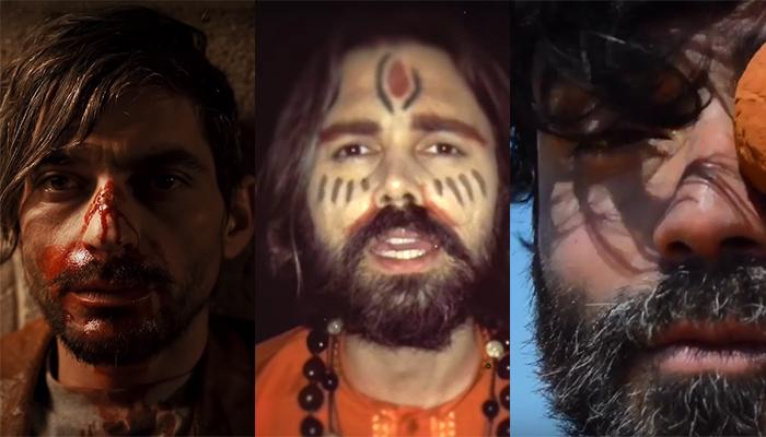 Videos latinos de hoy: Charlie Papa/Morfonia/Bengala