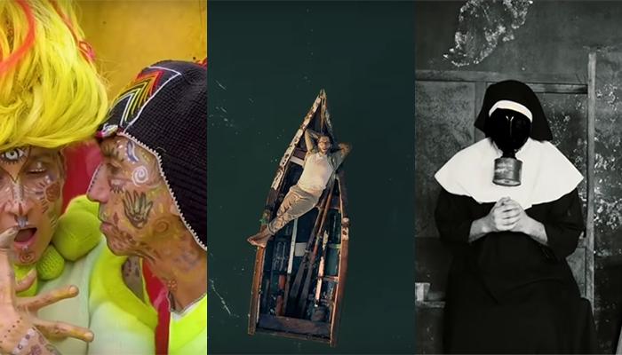 Videos latinos de hoy: Aterciopelados/El Otro Polo/La Mono