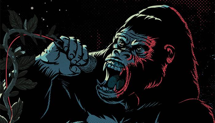 Rock al Parque 2019: Hay un gorila colgado de mi pared