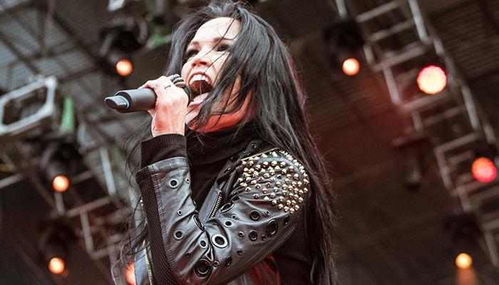 Rock al Parque 2019: Tarja, en nombre de todas las mujeres