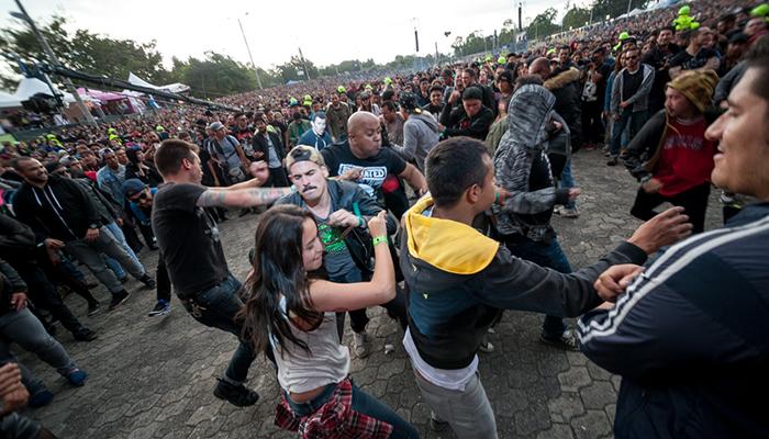 Distrital y Popular: Rock al Parque en el corazón de los bogotanos