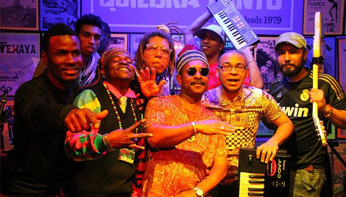 Colombia al Parque: Un festival en crecimiento