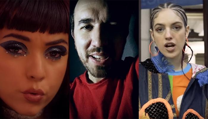 Videos latinos de hoy: Jarina de Marco/Los Halven/Naomi Preizler