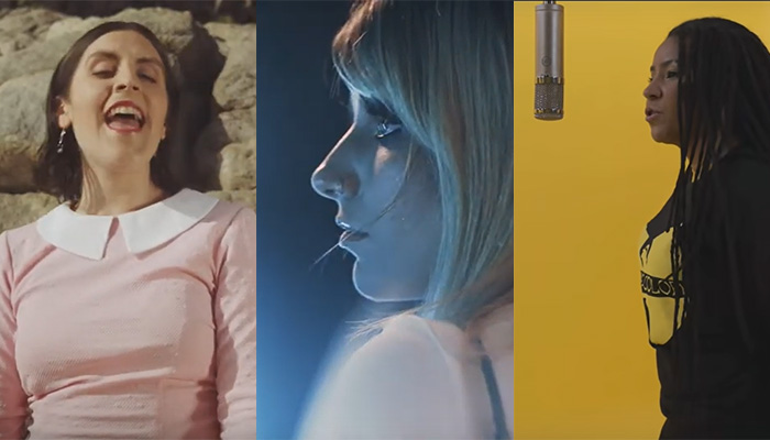 Videos latinos de hoy: Luni & The Lovers/Nuria Saba/Gabylonia