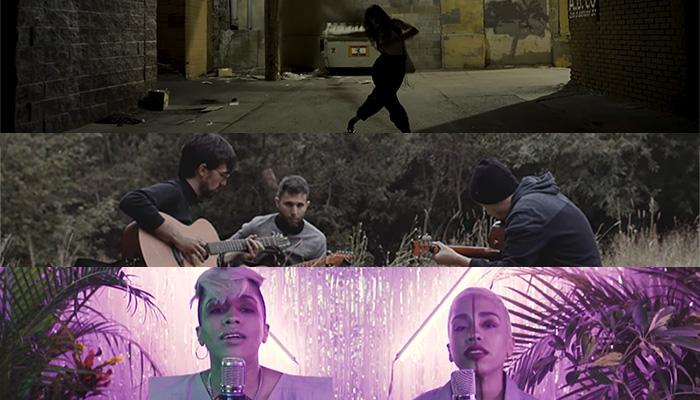 Videos latinos de hoy: Le Butcherettes/Sabot/Mula