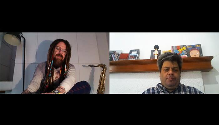 Náufragos en casa: Serie en cuarentena con músicos y especialistas del continente