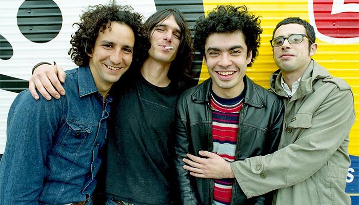 The Ganjas, el recuerdo de una banda preciosa