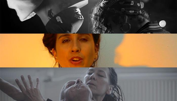 Videos latinos de hoy: Lianna/Negra Chavez/Sismo