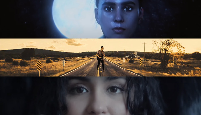 Videos latinos de hoy: Javiera Mena/Lexville/Laura Román