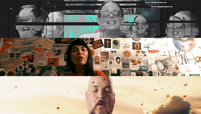 Videos latinos de hoy: Nena X/Cat Lira/Alain Johannes