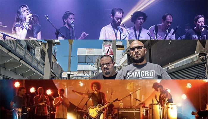 Grabaciones Under: El Gran Capitán/Yuca Brava/ Oscar Jimenez & Phonoclorica