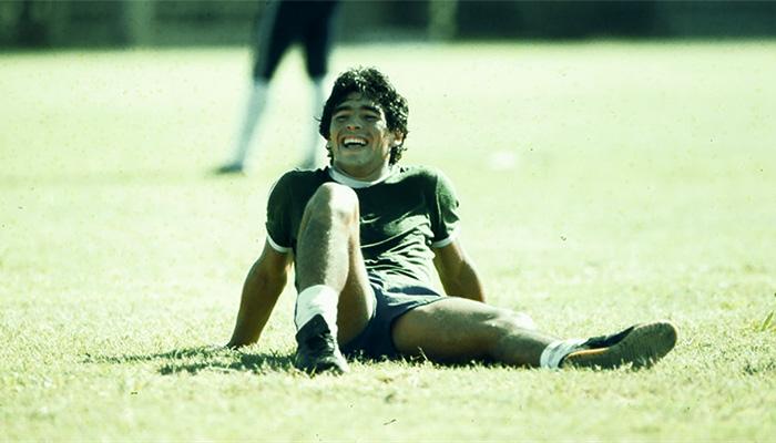 Maradona: Gracias eternas