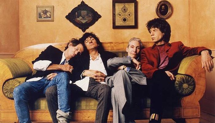 Los Rolling Stones: Covers latinos para reir, bailar y llorar