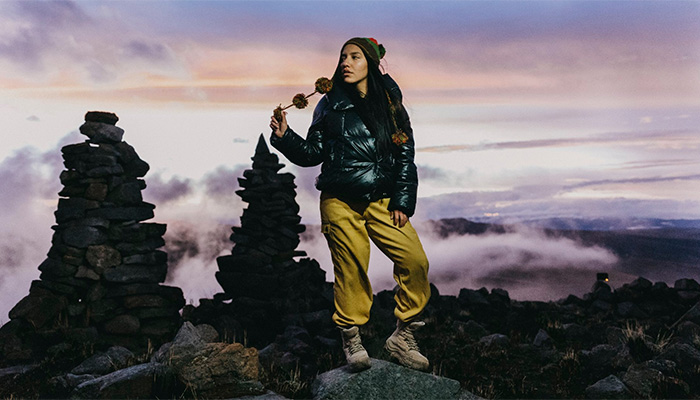 Renata Flores: Nuevo pop quechua