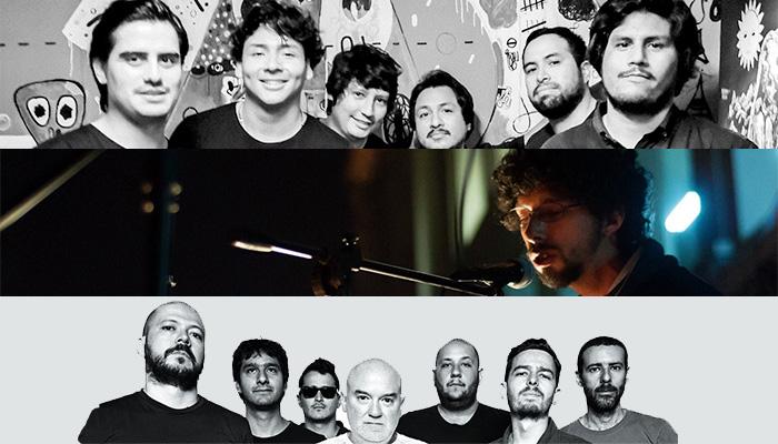 Grabaciones Under: Malditos Mártires/FelipeAnm/Parlantes
