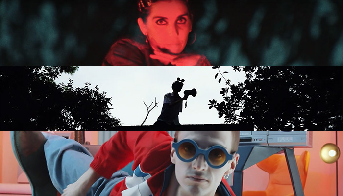 Videos latinos de hoy: Santa Fuego/Deer Mx/Tónico 86