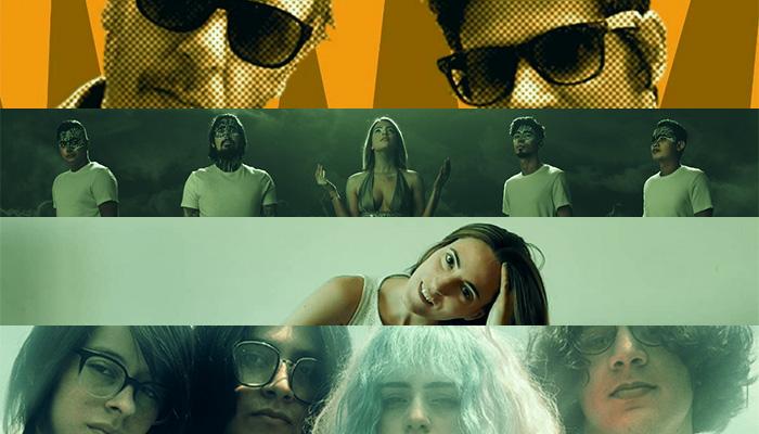 Grabaciones Under: Nico Barcia & Tito Sónico/Karnivale/Agustina Paz/Melted Ice Cream