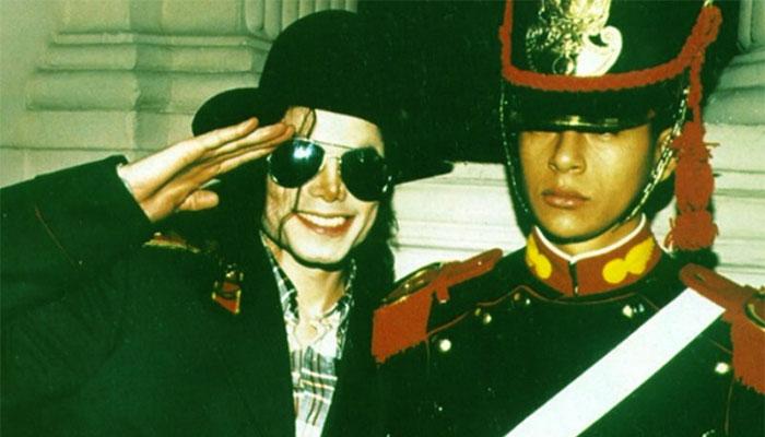 Cuando tenía 10, estuve con Michael Jackson en un parque de diversiones de Munro