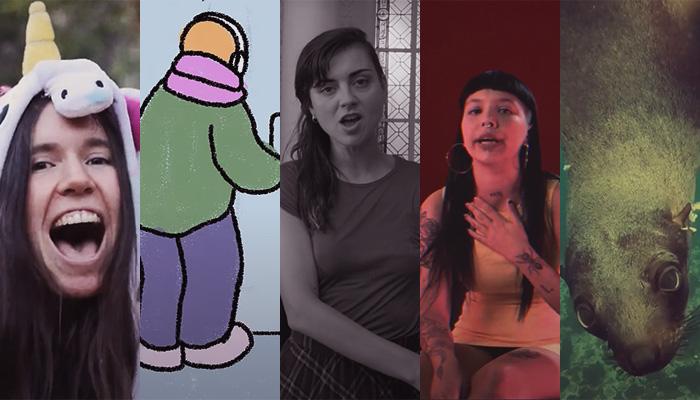Videos latinos de hoy: Julieta Rafaela/Todos los martes/Guadalupe Álvarez Luchía/Shitstem/D´contraCacho