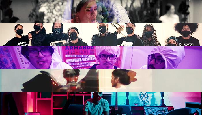 Videos latinos de hoy: Pahua/Sidi Wacho/Nerds/Las Palabras/Mangus