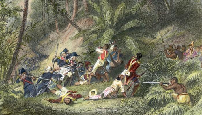 Haití: una revolución negra