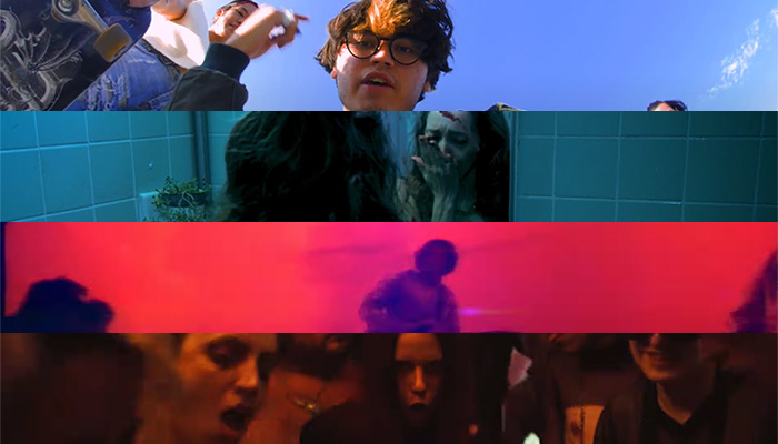 Videos latinos de hoy: Heartgaze + Cece Maravilla/Electric Mistakes/Atalhos/The Colorated