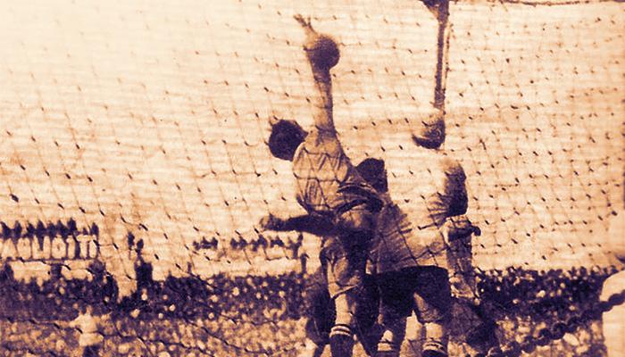 A 97 años del primer gol olímpico