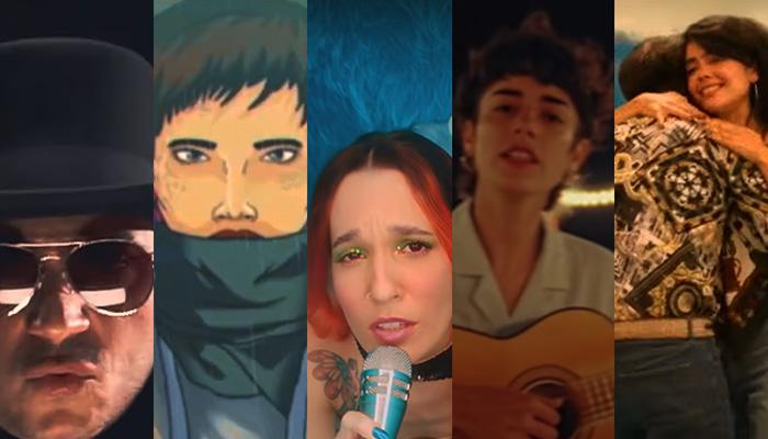 Videos latinos de hoy: Luz Verde/Estados Alterados/iLe/Zoe Gotusso/Andrés Canalla