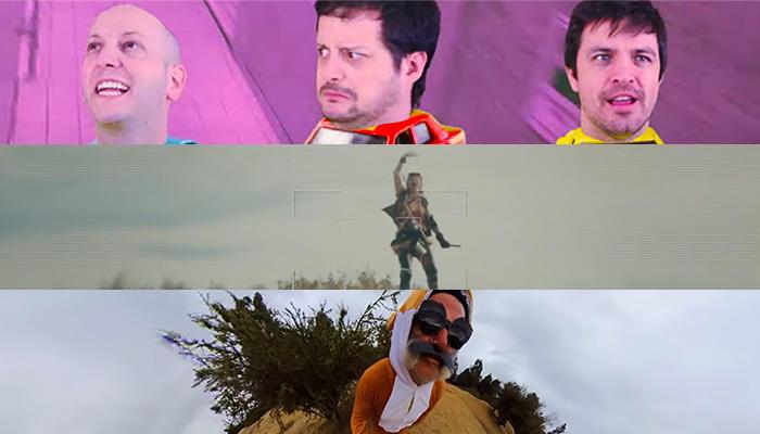 Videos latinos de hoy: Pez plátano/Kumbia Queers/Chico Trujillo + Gipsy & His Combo