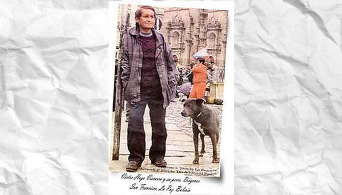 Victor Hugo Viscarra, el Bukowski boliviano