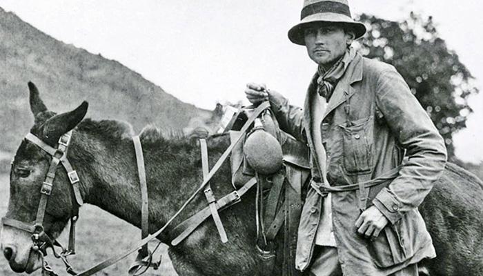 Hiram Bingham: El verdadero Indiana Jones que descubrió Machu Picchu