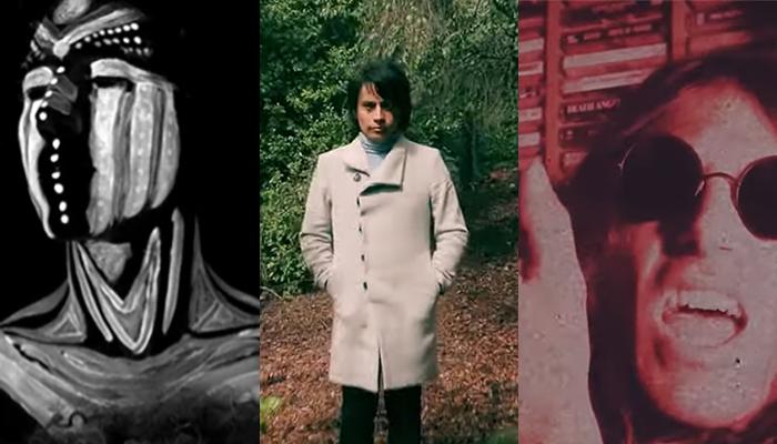 Videos latinos de hoy: Radiante/Alodia/The Versions